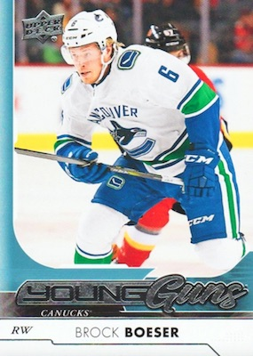 Forever Young! Complete Guide to Upper Deck Young Guns Rookie Cards 24