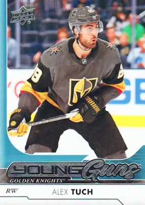 2017-18 Upper Deck Young Guns Guide and Gallery 49