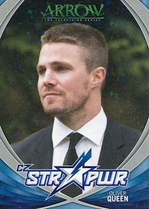 2017 Cryptozoic Arrow Season 4 Trading Cards 26