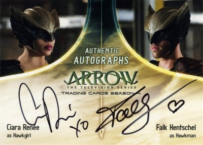 2017 Cryptozoic Arrow Season 4 Trading Cards 28