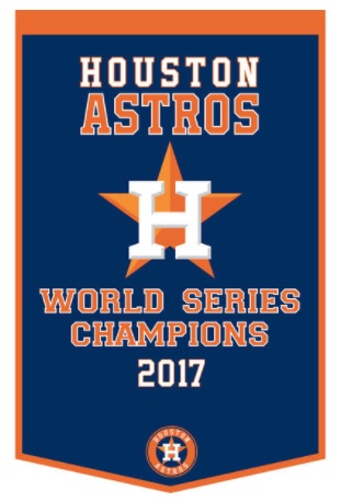 2017 Houston Astros World Series Champions Memorabilia Guide 9