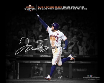 2017 Houston Astros World Series Champions Memorabilia Guide 8