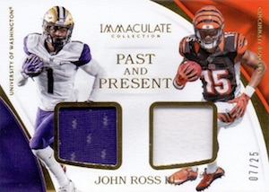 2017 Panini Immaculate Collection Football