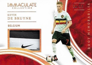 2017 Panini Immaculate Collection Soccer Cards 23