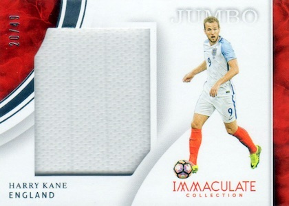 2017 Panini Immaculate Collection Soccer Cards 30