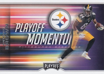 2017 Panini Playoff Football Cards 34