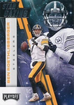 2017 Panini Playoff Football Cards 37
