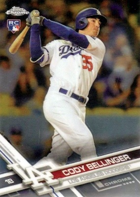 Top Cody Bellinger Rookie Cards and Key Prospect Cards 15
