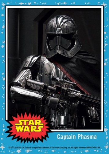 2017 Topps Countdown to Star Wars The Last Jedi Trading Cards 7