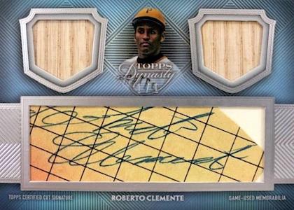 2017 Topps Dynasty Baseball Cards 32