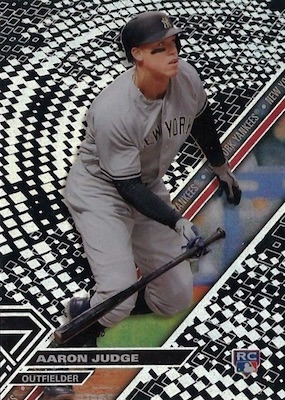 2017 Topps High Tek Baseball Pattern Variations Guide 1