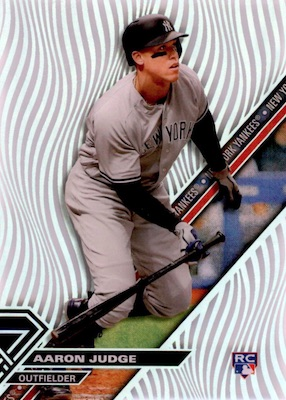Aaron Judge Rookie Cards Checklist and Key Prospects 62