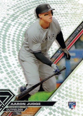 Aaron Judge Rookie Cards Checklist and Key Prospects 61