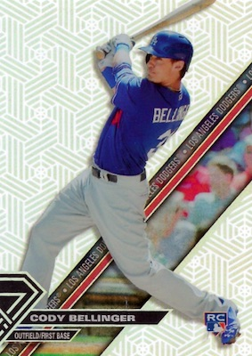 2017 Topps High Tek Baseball Pattern Variations Guide 4