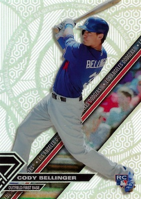 Top Cody Bellinger Rookie Cards and Key Prospect Cards 32