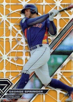 2017 Topps High Tek Baseball Pattern Variations Guide 19