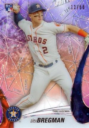 2017 Topps High Tek Baseball Cards 33