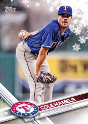 2017 Topps Holiday Baseball Cards 2