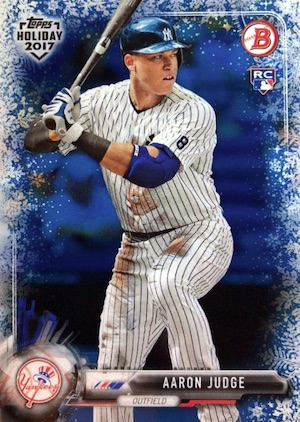 Aaron Judge Rookie Cards Checklist and Key Prospects 65