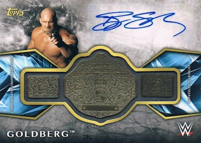 2017 Topps Legends of WWE Wrestling Cards 27