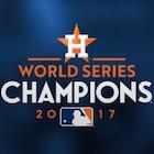 2017 Topps Now Houston Astros World Series Champions Team Set