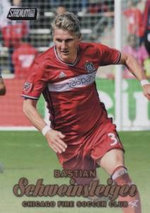 2017 Topps Stadium Club MLS Soccer Cards 22