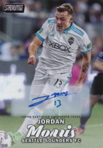 2017 Topps Stadium Club MLS