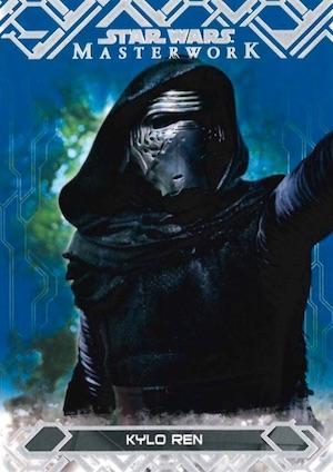 2017 Topps Star Wars Masterwork Trading Cards 3