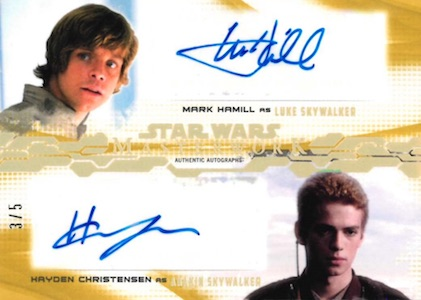 2017 Topps Star Wars Masterwork Trading Cards 4