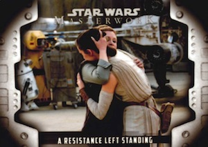 2017 Topps Star Wars Masterwork Trading Cards 32