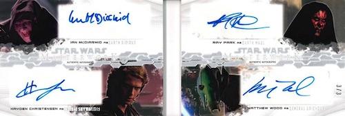 2017 Topps Star Wars Masterwork Trading Cards 25