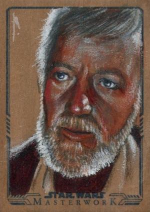 2017 Topps Star Wars Masterwork Trading Cards 34