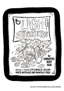 2017 Topps Wacky Packages Old School 6