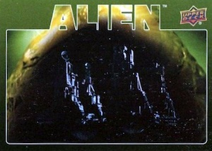 2017 Upper Deck Alien Movie Trading Cards 21