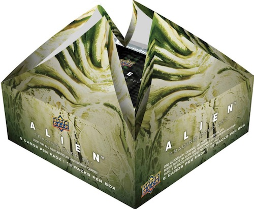 2017 Upper Deck Alien Movie Trading Cards 3