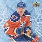 2017 Upper Deck Winter Promo Trading Cards