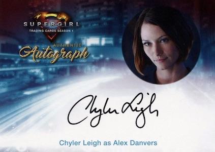Cryptozoic Supergirl Season 1