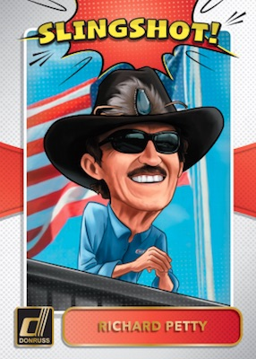 2018 Donruss NASCAR Racing Cards 4
