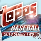 2018 Topps Series 2 Baseball Cards