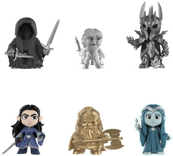 2018 Funko Lord of the Rings Mystery Minis 2