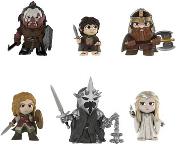 2018 Funko Lord of the Rings Mystery Minis 3