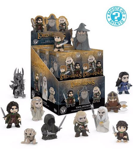 Lord of the Rings Mystery Funko Pocket Pop Keychain Witch King