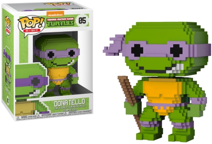 Ultimate Funko Pop Teenage Mutant Ninja Turtles Figures Checklist and Gallery 46