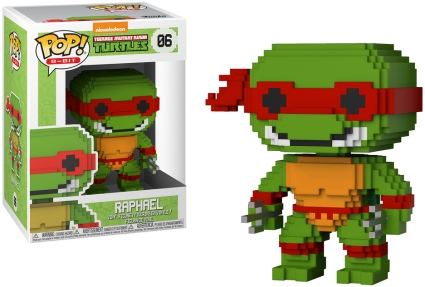 Ultimate Funko Pop Teenage Mutant Ninja Turtles Figures Checklist and Gallery 37