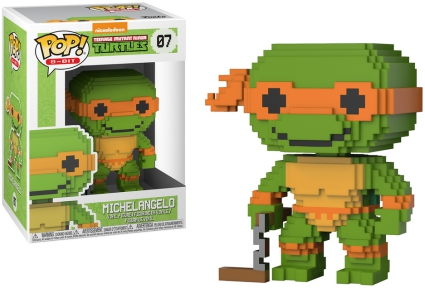Ultimate Funko Pop Teenage Mutant Ninja Turtles Figures Checklist and Gallery 50