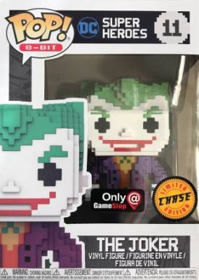Ultimate Funko Pop 8-Bit Vinyl Figures Guide 23
