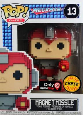 Funko Pop Mega Man Vinyl Figures 32
