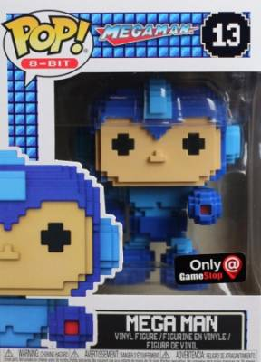 Funko Pop Mega Man Vinyl Figures 31