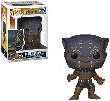 Funko Pop Black Panther Movie Vinyl Figures 24