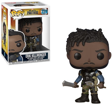 Funko Pop Black Panther Movie Vinyl Figures 28